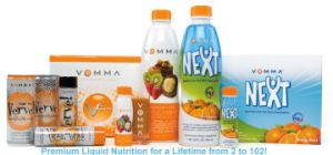 Vemma liquid nutrition supplements